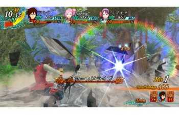 Arc Rise Fantasia Game 2