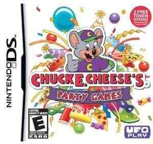 Chuck E Cheese's Party Games 2