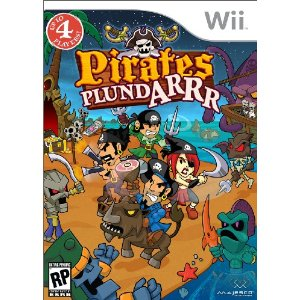 Now plunder the lands and seas with the dreadful pirates in Pirates