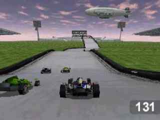 Track Mania DS Game 1