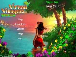 Virtual Vilagers Game