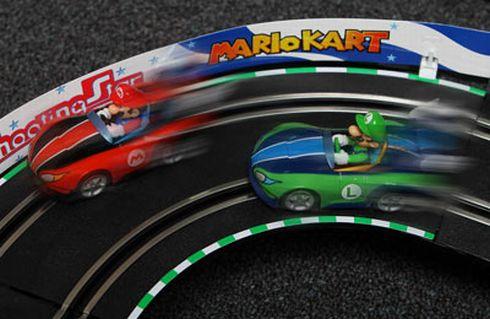 Mario Kart Slot Racetrack