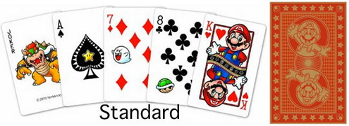 super mario playing cards1