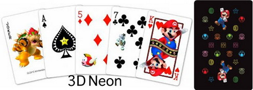 super mario playing cards3