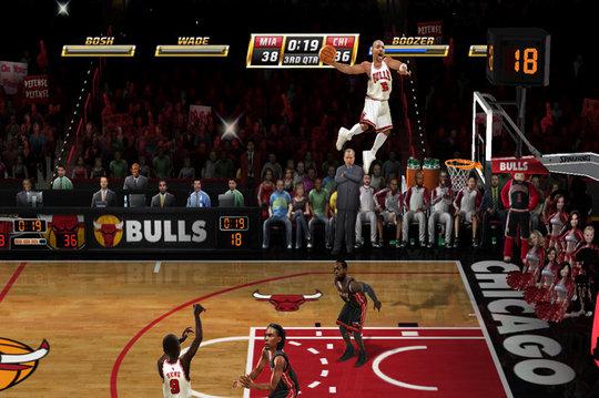NBA Jam Screenshot 1