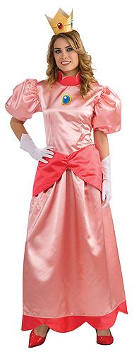 Peach Costume