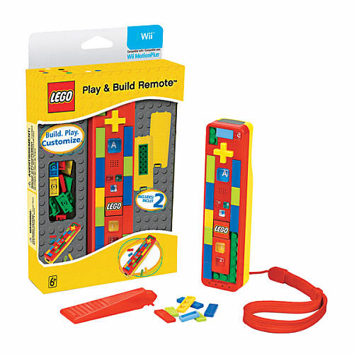 POWER A LEGO Play & Build Remote 3