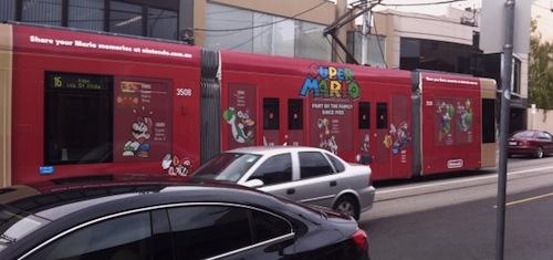 Mario Train