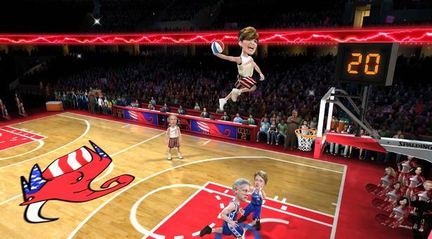 NBA Jam Palin