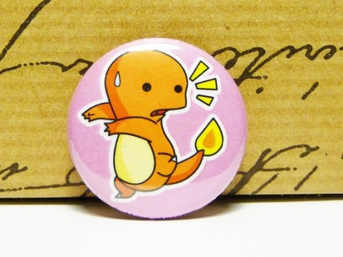 Charmander Button Image