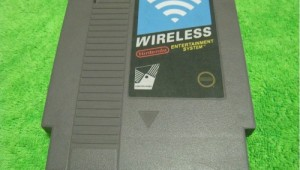 NES Cartridge Wireless Router Image 1