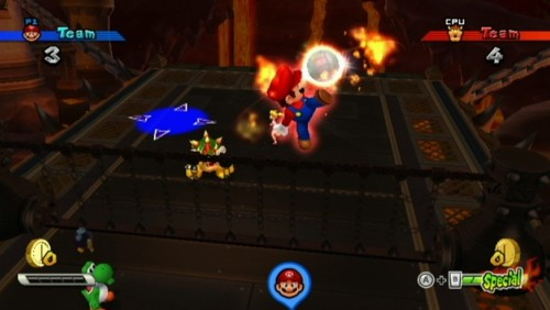Mario Sports Mix Image 5