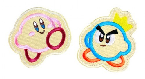 Kirby Patch Set Image 2