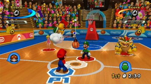 Mario Sports Mix Image 2