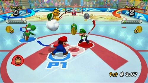 Mario Sports Mix Image 4