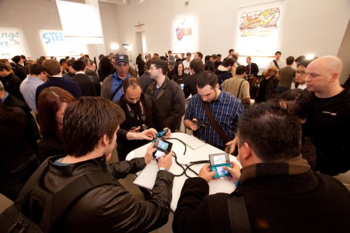Nintendo 3DS Preview Event Image 2