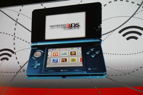 Nintendo 3DS Preview Event Image 3