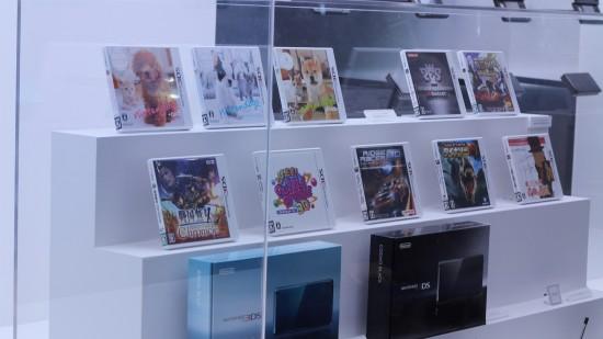 Nintendo World 2011 Nintendo 3DS Image 1