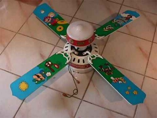 Super Mario Bros. Ceiling Fan Image 4