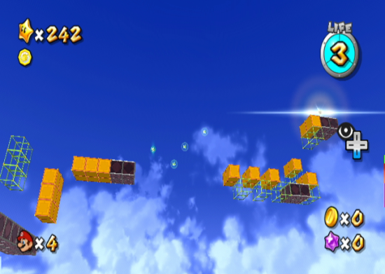Super Mario Galaxy 2.5 BeatBlock Image 1
