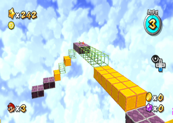 Super Mario Galaxy 2.5 BeatBlock Image 3