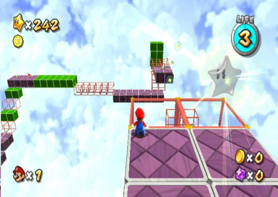 Super Mario Galaxy 2.5 BeatBlock Image 2