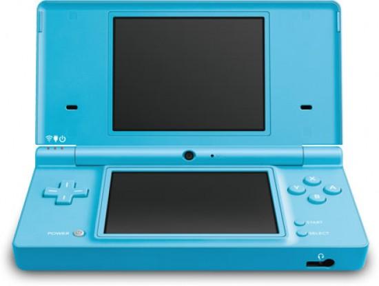 Nintendo DSi Blue Image