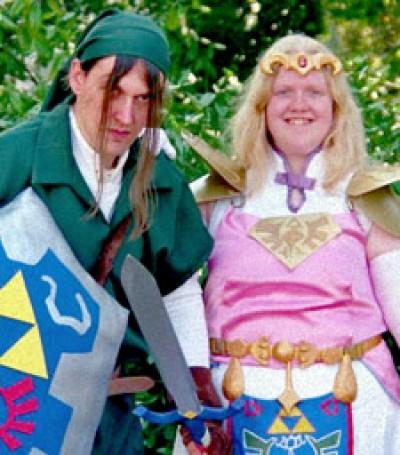 Bad Zelda Cosplay