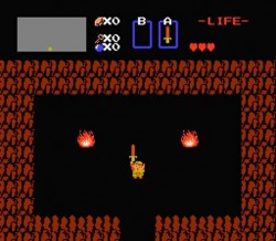 Legend of Zelda NES Image 1