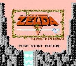 Legend of Zelda NES Image 2