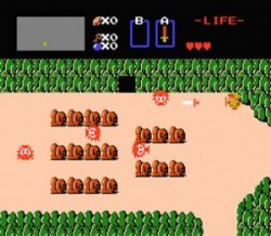 Legend of Zelda NES Image 3