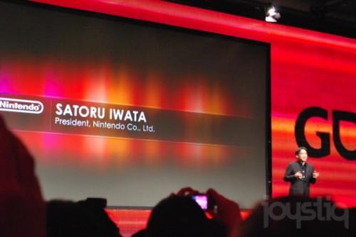 Nintendo GDC 2011 Image 1