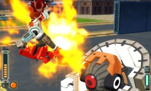 Mega Man Legends 3 Proto Image 2