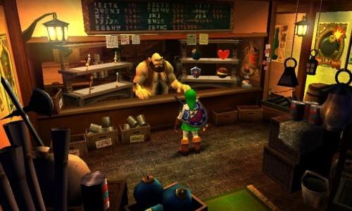 Zelda: Ocarina of Time 3D Image 2