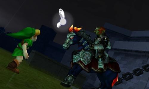 Zelda: Ocarina of Time 3D Image 5