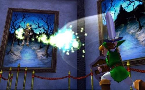Zelda: Ocarina of Time 3D Image 1