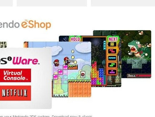 Nintendo eShop Display Image 2