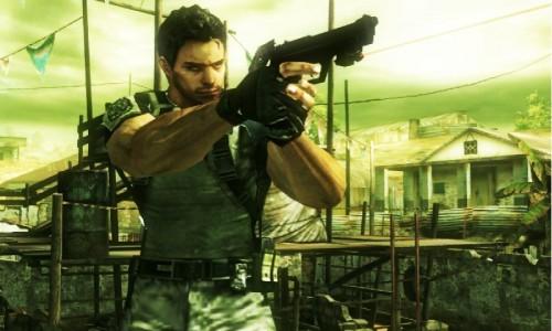 Resident Evil Mercenaries 3D Image 1