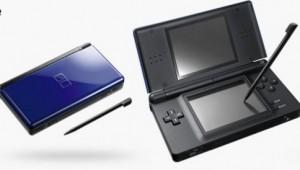 Nintendo DS lite Cobalt Image