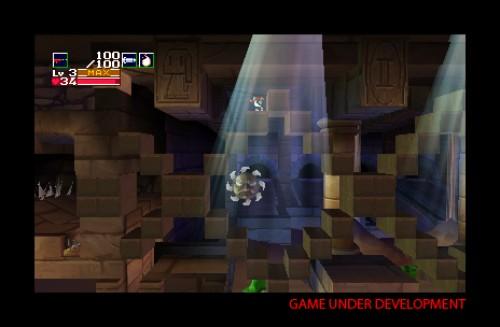 Cave Story 3D Image 2