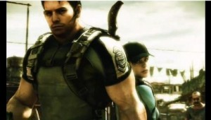 Resident Evil The Mercenaries 3D Character Trailer Screen Cap