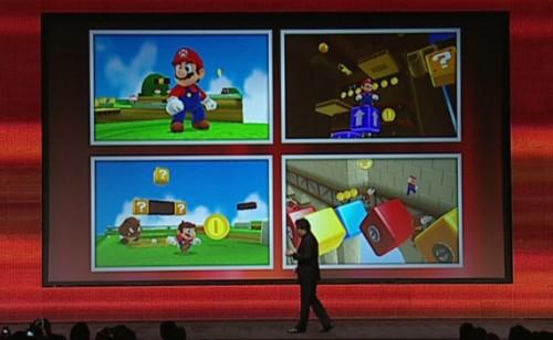 Super Mario Bros 3DS GDC Image