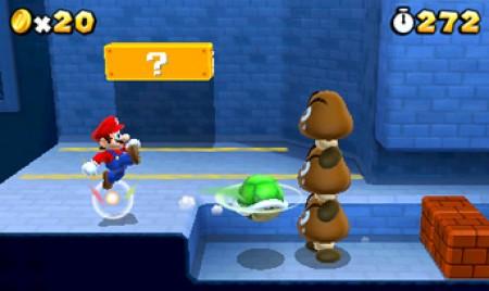 Super Mario 3D E3 2011 Image 5