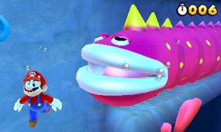 Super Mario 3D E3 2011 Image 1