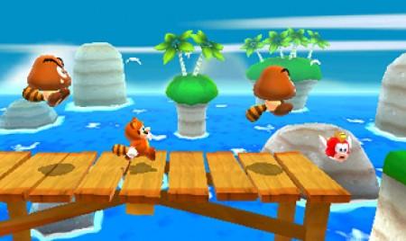 Super Mario 3D E3 2011 Image 4