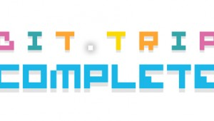 Bit. Trip Complete Logo