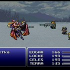 FINAL FANTASY III SNES