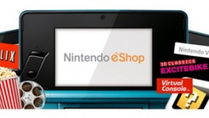 Nintendo eShop US Website Logo