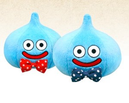 Dragon Quest Bow Tie Slime Image