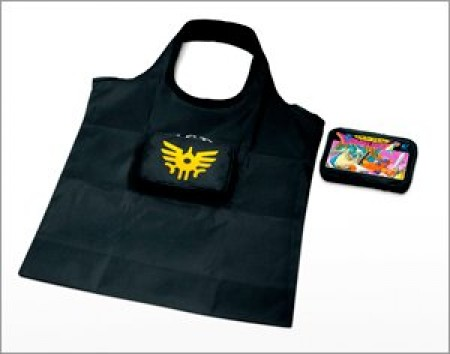 Dragon Quest Tote Bags Image